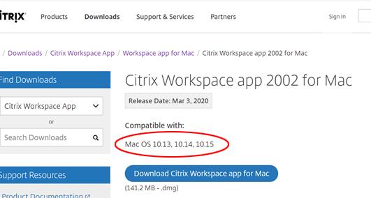 Citrix Install On Mac Intellischool